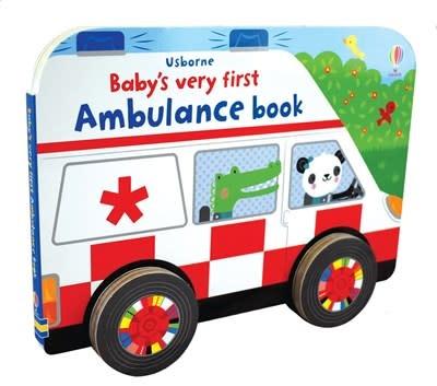 Usborne Baby's Very First Ambulance Book