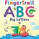 Usborne Fingertrail ABC Big Letters