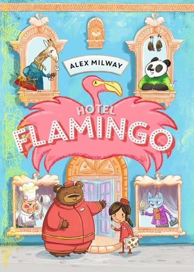 Kane Miller Hotel Flamingo