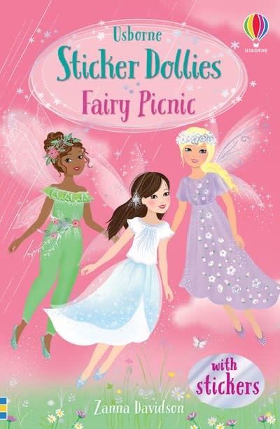 Usborne Sticker Dollies: Fairy Picnic