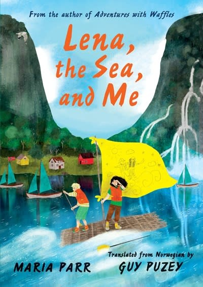 Candlewick Lena, the Sea, and Me