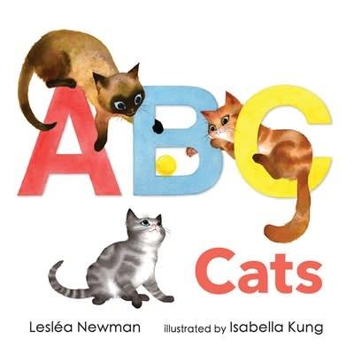 Candlewick ABC Cats: An Alpha-Cat Book