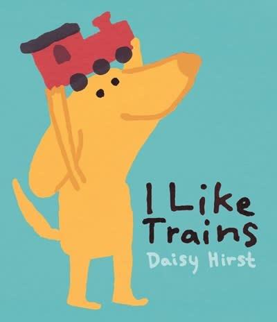 Candlewick I Like Trains