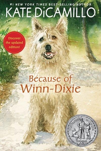 Candlewick Because of Winn-Dixie