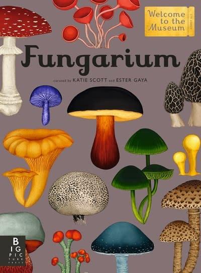 Big Picture Press Fungarium