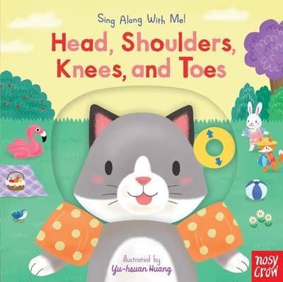 Nosy Crow Head, Shoulders, Knees, and Toes