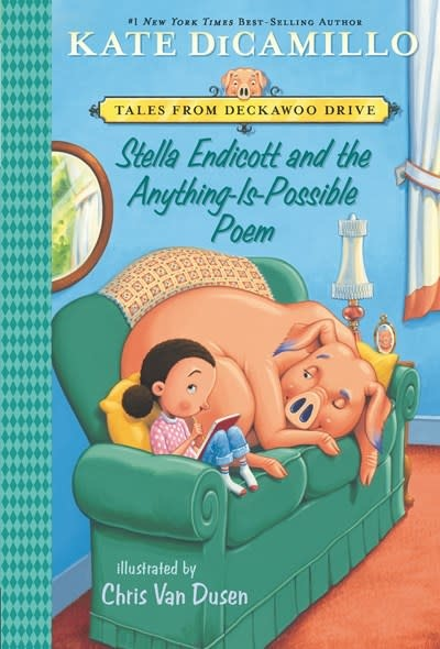 Candlewick Stella Endicott and the Anything-Is-Possible Poem