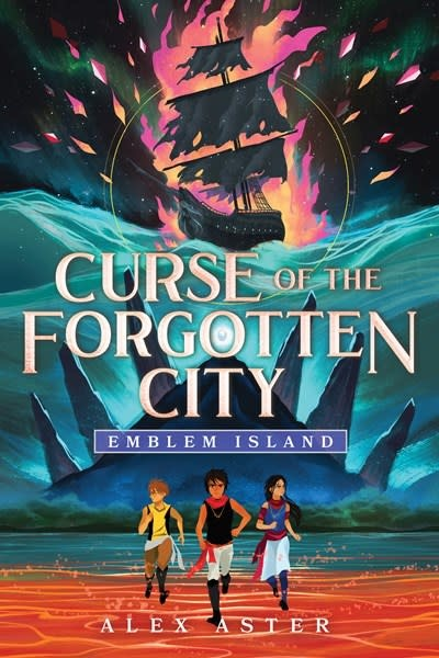 Sourcebooks Young Readers Curse of the Forgotten City