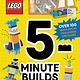 Sourcebooks Wonderland 5-Minute LEGO® Builds