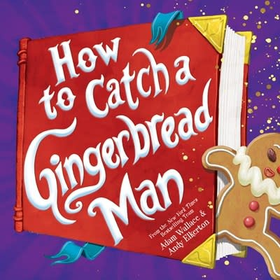 Sourcebooks Wonderland How to Catch a Gingerbread Man