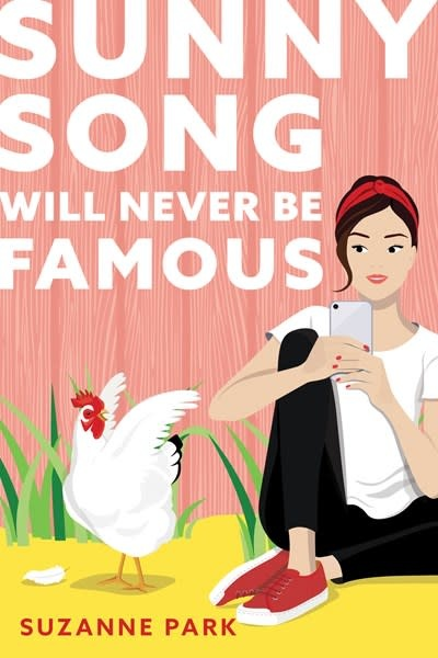 Sourcebooks Fire Sunny Song Will Never Be Famous