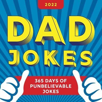 Sourcebooks 2022 Dad Jokes Boxed Calendar