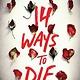 Sourcebooks Fire 14 Ways To Die