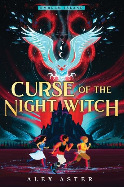 Sourcebooks Young Readers Curse of the Night Witch