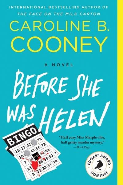 Poisoned Pen Press Before She Was Helen: A novel