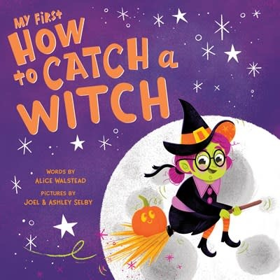 Sourcebooks Wonderland My First How to Catch a Witch