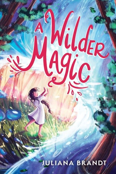 Sourcebooks Young Readers A Wilder Magic