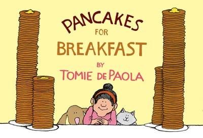 HMH Books for Young Readers Pancakes for Breakfast