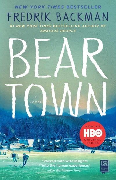 Washington Square Press Beartown: A novel