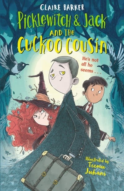 Faber & Faber Picklewitch & Jack and the Cuckoo Cousin