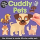 B.E.S. First Sticker Art: Cuddly Pets