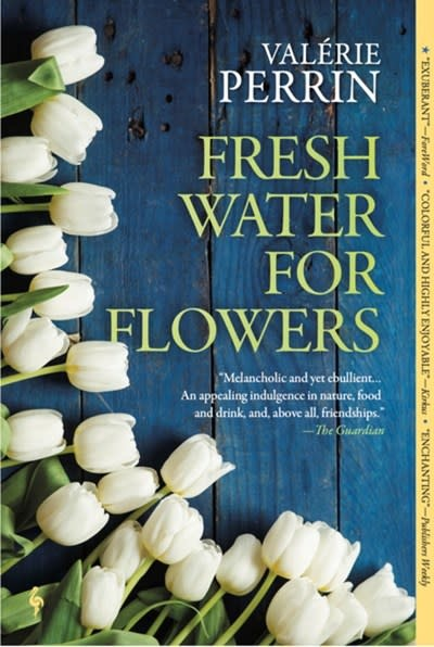 Europa Editions Fresh Water for Flowers: A novel