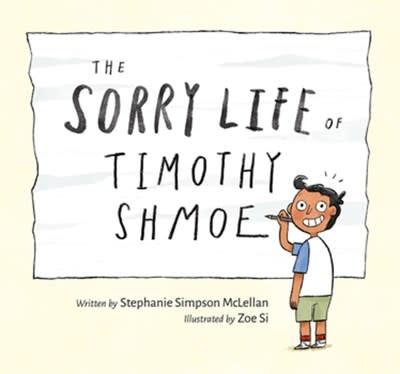 Owlkids The Sorry Life of Timothy Shmoe