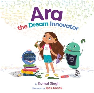 Page Two Ara the Dream Innovator