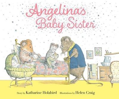 Little Simon Angelina's Baby Sister