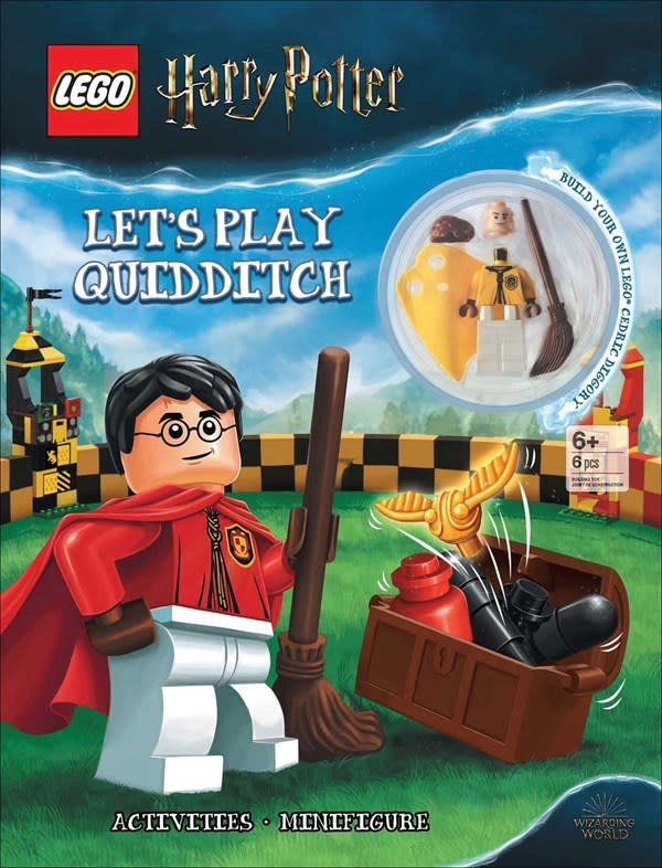 Printers Row LEGO(R) Harry Potter(TM): Let's Play Quidditch!