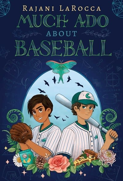 little bee books Much Ado About Baseball