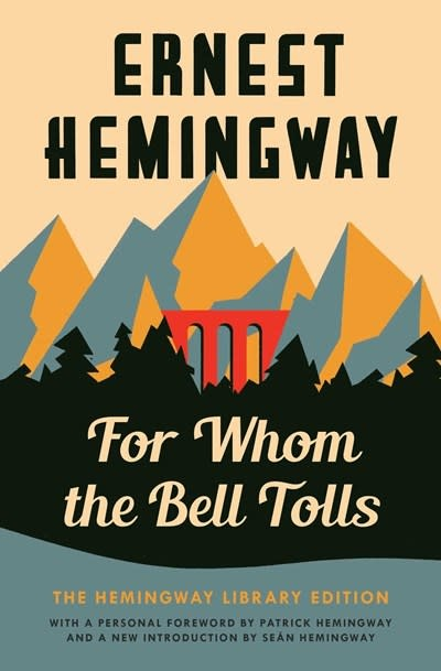 Scribner For Whom the Bell Tolls
