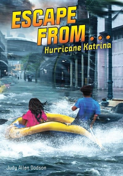 little bee books Escape from . . . Hurricane Katrina