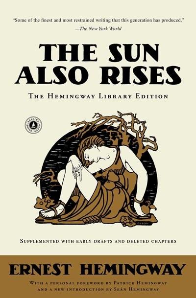 Scribner The Sun Also Rises (Hemingway Library Ed.)