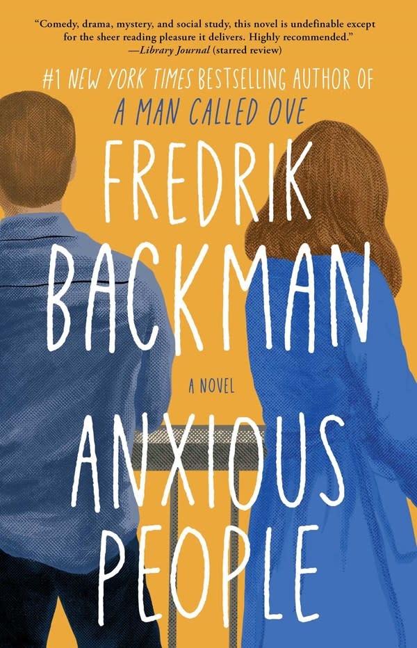 Washington Square Press Anxious People: A novel