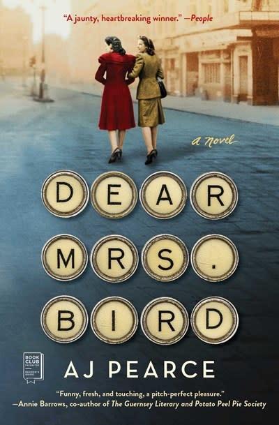 Scribner Dear Mrs. Bird: A novel