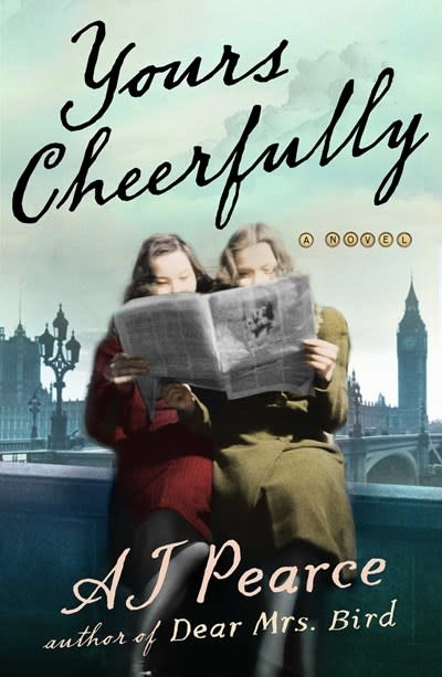 Scribner Yours Cheerfully: A novel