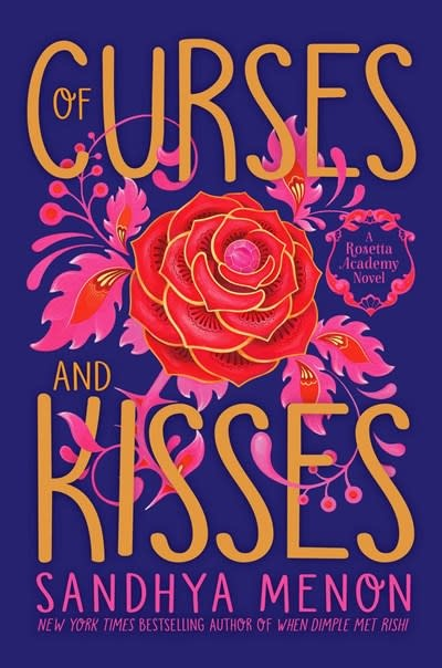Simon & Schuster Books for Young Readers Of Curses and Kisses
