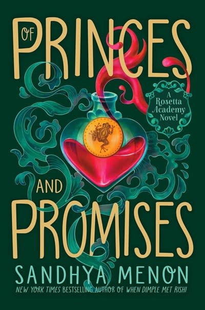 Simon & Schuster Books for Young Readers Of Princes and Promises
