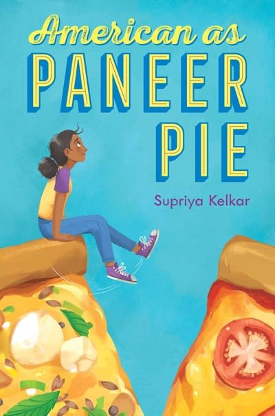 Simon & Schuster Books for Young Readers American as Paneer Pie