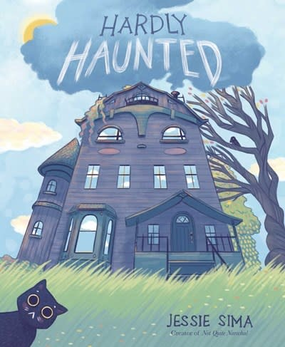 Simon & Schuster Books for Young Readers Hardly Haunted