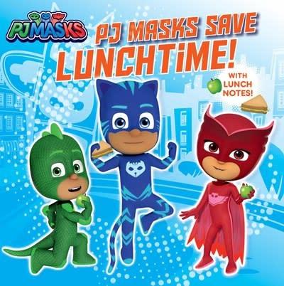Simon Spotlight PJ Masks: Save Lunchtime!