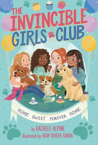 Aladdin Invincible Girls Club: Home Sweet Forever Home