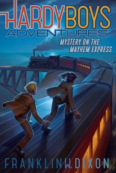 Aladdin Mystery on the Mayhem Express