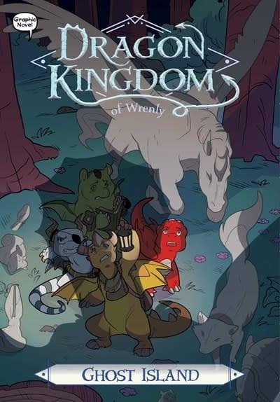 Little Simon Dragon Kingdom of Wrenly 04 Ghost Island