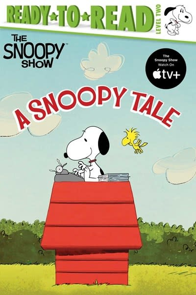Simon Spotlight A Snoopy Tale