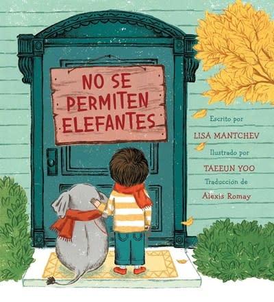 Simon & Schuster/Paula Wiseman Books No se permiten elefantes (Strictly No Elephants)
