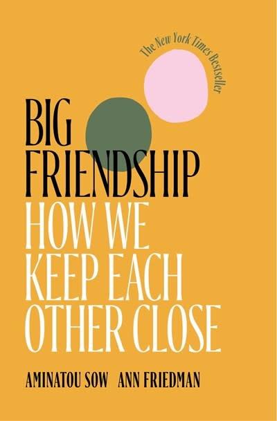 Simon & Schuster Big Friendship