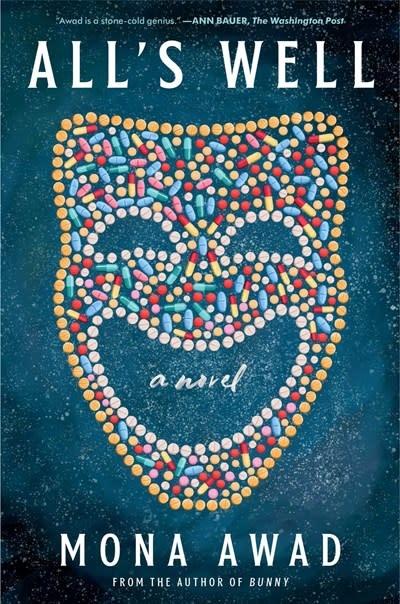 Simon & Schuster All's Well: A novel