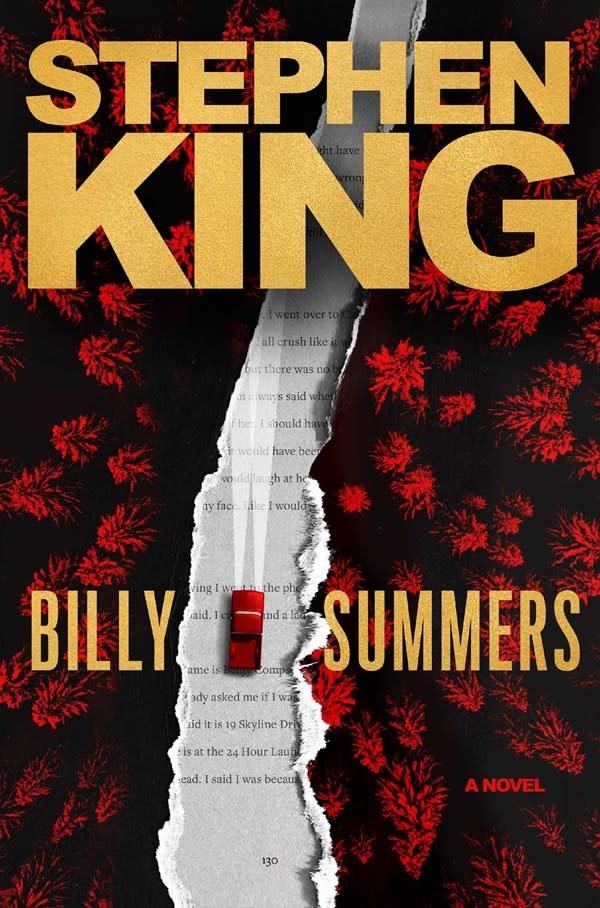 Scribner Billy Summers: A novel